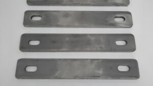 4 Platten für die Befestigung von Dachzelten